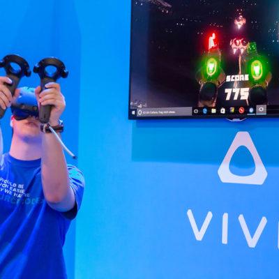 VR-HTC